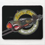 Curtis P40 WarHawk Mouse Mats