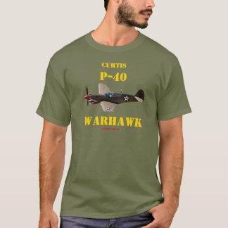 CURTIS P-40 WARAWK T-Shirt