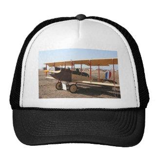 Curtiss Jenny Biplane Aircraft Trucker Hat