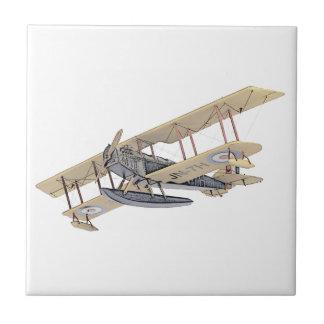 Curtiss JN-4 Jenny Float Plane Tile