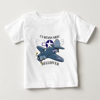 curtiss sb2c helldiver baby T-Shirt
