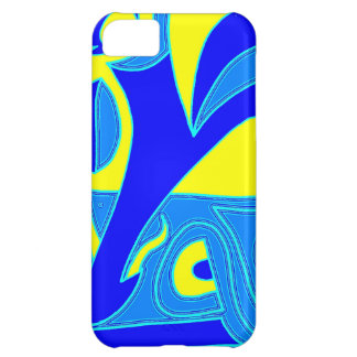 Curve Agression Cover For iPhone 5C