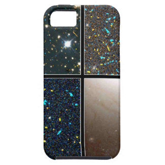 Curved Trails of Small Asteroids iPhone 5 Cases
