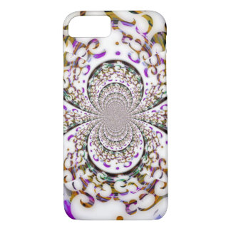 Curves and Swirls Barely There iphone Case