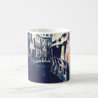 Curving Canals of Venice Coffee Mug