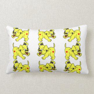 Cushion 33 x 53,34 cm Designer cachorros