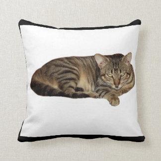 Cushion Charming Cat