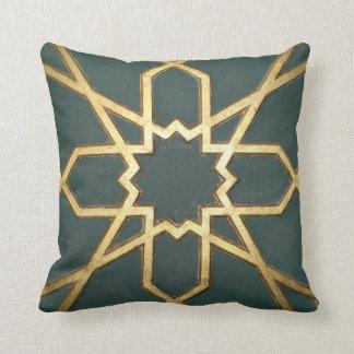 Cushion decoration plowed