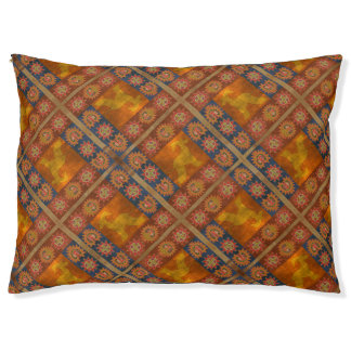 Cushion for Afghan hound