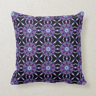 Cushion futuristic Fractal vision