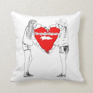 Cushion gift
