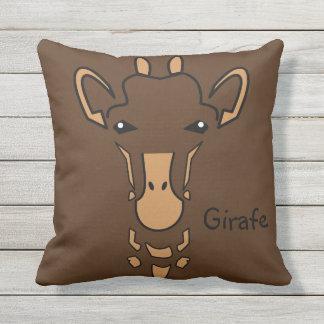 Cushion Giraffe