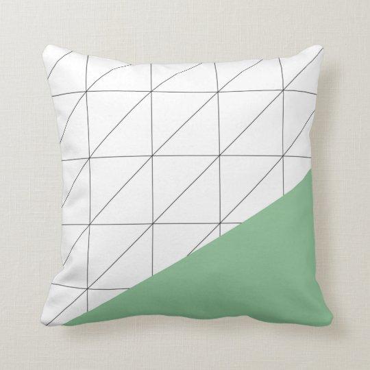 Cushion Grid Verde
