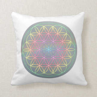"Cushion ~ Healing~Energy ""Flower OF Life """