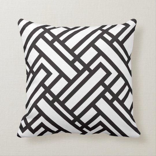 Cushion Pillow Design Black Modules