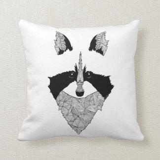 Cushion raccoon raccoon