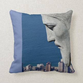 "Cushion ""REDEEMING CHRIST - BRAZIL """