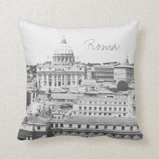 Cushion Rome Scene
