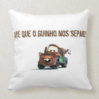 Cushion Shriek Mater Car