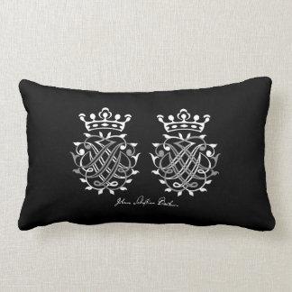Cushion with Johann Sebastian Bach seal