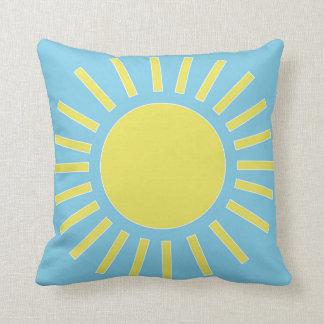 Cushion with sunshine