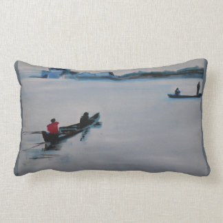 Cushion with the painting 6am