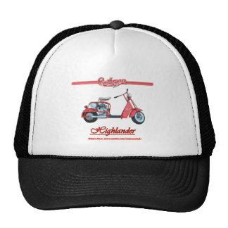 Cushman Highlander Scooter Trucker Hat