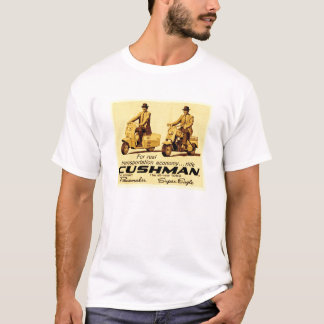 Cushman Pacemaker and Super eagle scooters T-Shirt