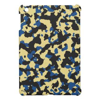 Custard - Classic Blue Camouflage Print PANTONE Case For The iPad Mini
