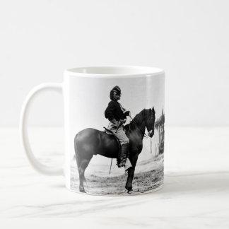Custer and Pleasanton Coffee Mug