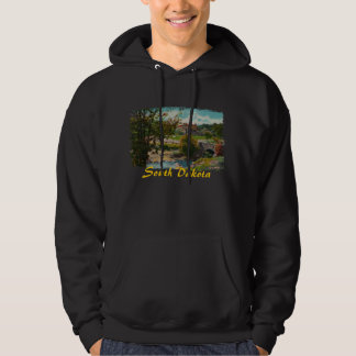 Custer State Park Hooded Sweatshirt