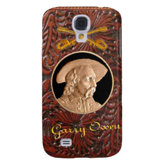 """""""Custer"""" Tooled Leather Western IPhone 3 Case"""