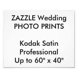 "Custom 10"" x 8"" Professional Photo Prints"