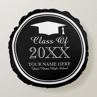 Custom 2015 Graduation party favor pillow for grad