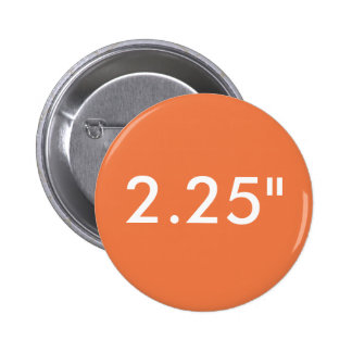 """Custom 2.25"""" Small Round Button Blank Template"""