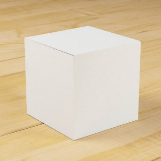 Custom 2x2 Favour Box Favor Box