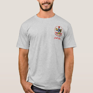 Custom 67th FS Reunion Shirt - Light colored