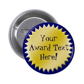 Custom Achievement Award Button