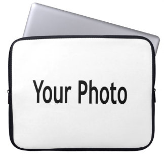 Custom  add your photo laptop sleeve