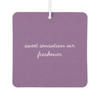 custom air freshener