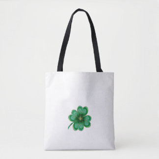 Custom All-Over-Print Tote Bag Clean and Simple