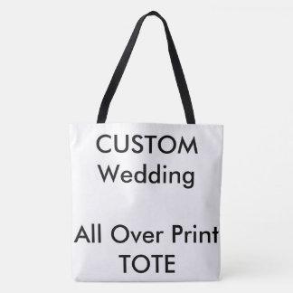 Custom ALL OVER PRINT Tote Bag LARGE
