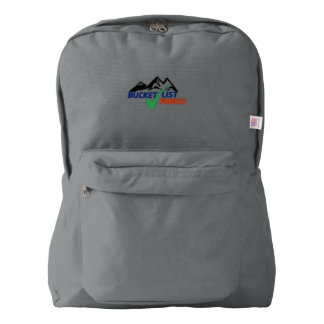 Custom American Apparel™ Backpack