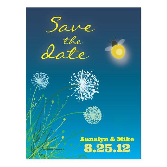 Custom - Annalyn Save the Date Postcard