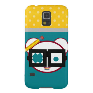 Custom Art Nerd Oodle Cases For Galaxy S5