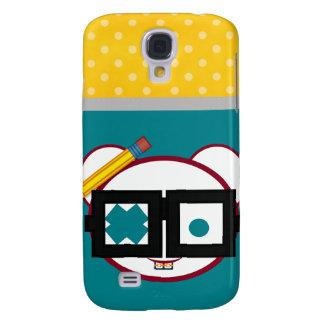 Custom Art Nerd Oodle Samsung Galaxy S4 Covers