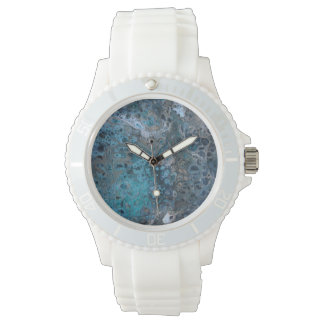 Custom Art Sporty Silicone Watch