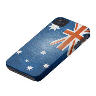 Custom Australian Flag Case-Mate ID iPhone 4/4S Case-Mate iPhone 4 Case