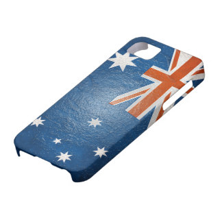 Custom Australian Flag Case-Mate ID iPhone 5 iPhone 5 Cover