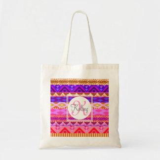 Custom Aztec Girly Monogram